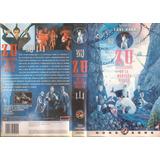 Zu, Guerreros De La Montaña Magica Fantastico 1983 Raro Vhs