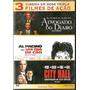 Advogado Do Diabo+ Um Dia De Cão+ Hall City Dvd Novo Lacrado