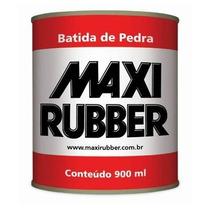 Bate Pedra Premium 900ml Branco Maxirubber
