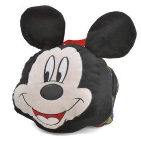 Disney Mickey Mouse Almohada Sobre La Marcha