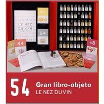 Nariz Del Vino 54 Aromas, Nariz De Barrica Y 12 Defectos.