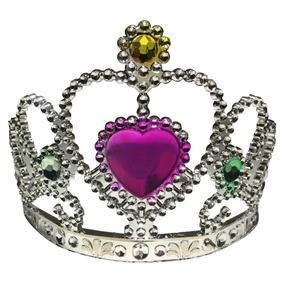 10 Coronas Princesa Tiaras Fiesta