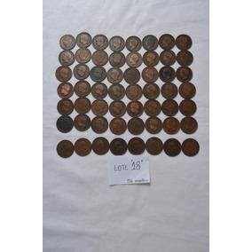Moedas Antigas Portugal - ( Lote Nº18 Com 56 Moedas)