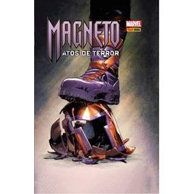 Magneto Atos De Terror Panini