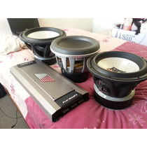 Amplificador Spl Orion Kicker Mtx Jl Audio Mmats Db Drive L7