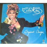 Celia Cruz/ Azúcar Negra / Salsa/ Lp Vinilo 1993 Rmm Colombi