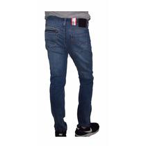 Jean Levi´s 508 Tapered Fit Corte Ancho Cadera/ Brand Sports