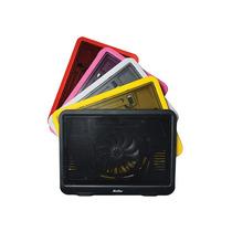 Suporte Notebook Base C/ Cooler Kolke Kav116 - Várias Cores