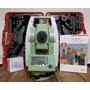 Estacion Total Leica Flexline Plus Ts06-1seg Láser 500m
