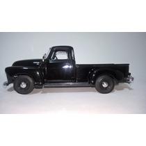 Miniatura Pickup Chevrolet 3100 1950 1:24 Maisto