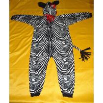 Fantasia De Zebra Infantil / Bichinho / Bicho / Animais