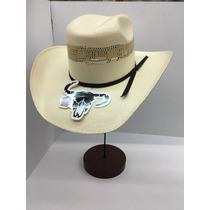 Sombrero Cuernos Chuecos Conejo Bangora Bicolor