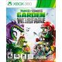Plants Vs Zombies: Garden Warfare Xbox 360 Fisico Nuevo Xsta