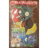 Stikers Grandes 85 X 50 Cm Plantas Vs Zombies - Angry Birds