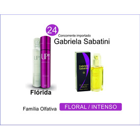 Perfume Gabriela Sabatini 50ml Up Essência