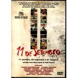 Dvd 11 De Setembro 11minutos 9segundos E 1 Imagem/original
