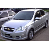 Chevrolet Aveo Bagueta De Puerta Delantera Y Trasera Derecha