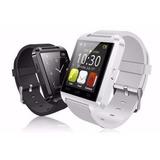 Reloj Smartwatch Reloj Inteligente Bluetooth U8