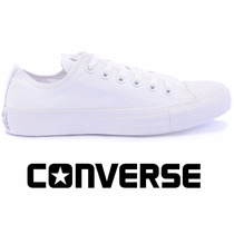 Tênis Converse All-star Ct As Monocrhome Ox - Branco