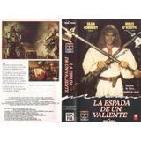 La Espada De Un Valiente Sword Of The Valiant 1984 Vhs