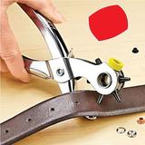 Alicate Perforador Cinturones Cuero Carteras