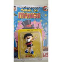 Coleção Miniaturas Turma Da Monica / Nimbus Ed. 15