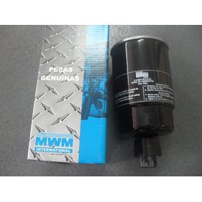 Filtro Combustível Com Sensor S10 2.8 Eletrônica Mwm