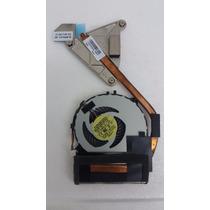Cooler + Dissipador Notebook Sony Vaio Vpceg - Dfs541105fc0t