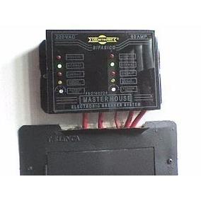 Protector De Voltaje 220v 80 Amp Integral En Oferta¡¡¡¡