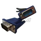 Cable Extension Vga Db15 Vga Macho A Macho Monitor 1.5 Metro