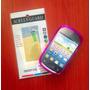 Forro Acrigel Galaxy Music S6010 S6012 Con Lamina Incluida