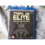 Blu-ray Usado Tropa De Elite: Missão Dada É Missão Cumprida