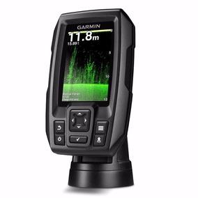 Gps/sonar Garmin Striker 4dv Revenda Autorizada 1 Ano Garant