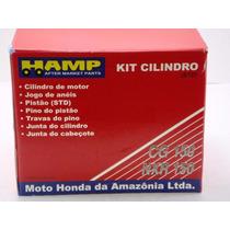 Kit Cilindro Motor Hamp Titan Nxr 150 Bros 150 Original