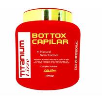 Botox Capilar Titanium Lizze - Life Hair 1kg - Frete Grátis