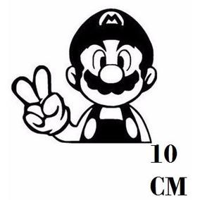 941603da5 Adesivos Mario Nintendo - Acessórios para Veículos no Mercado Livre ...