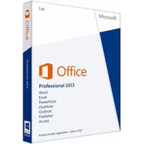 Office 2013 Professional Original 1 Pc