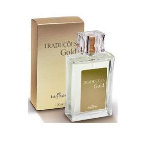 Perfume Traduções Gold 28 100ml Frete Grátis