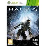 Juego Halo 4 Xbox 360 Ntsc Español