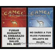 Bolivia, 2 Camel Box 20 Winter 2010, Bo-016-01/02 Llenos