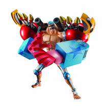 One Piece Armored Franky - Portrait Of Pirates - Megahouse