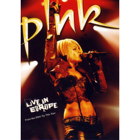 Pink - Live In Europe Dvd S