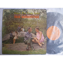 Lp - Trio Nordestino / Amor Pra Todo Lado / Cbs / 1967