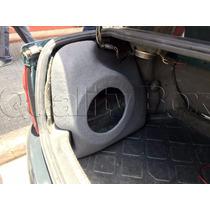 Caixa De Fibra Lateral Corsa Sedan Antigo Classic