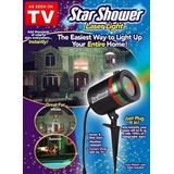 Luces Led Laser Star Shower Para Exteriores E Interiores