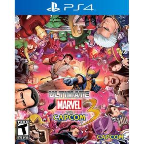 °° Ultimate Marvel Vs. Capcom 3 Para Ps4 °° En Bnkshop