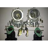 Kit Solex 40/44 Eis Motor Boxer Variant Gol Puma Sp-2 Tl Tc
