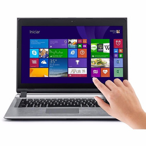 Notebook Positivo Tela Touch 4gb Hd 320gb Windows 8.1 Pro