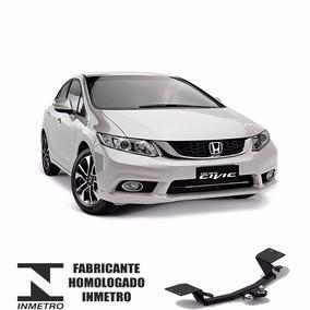Engate Reboque Honda Civic 2013 2014 2015 2016 Tração 500k