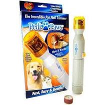 Lixadeira Cortador, Aparador E Polidor De Unhas Pet Para Cão